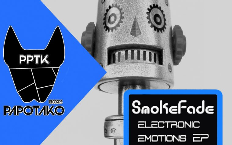 Papotako Records. SmokeFade. Electronic Emotions EP.
